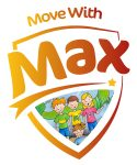 Move with Max Logo
